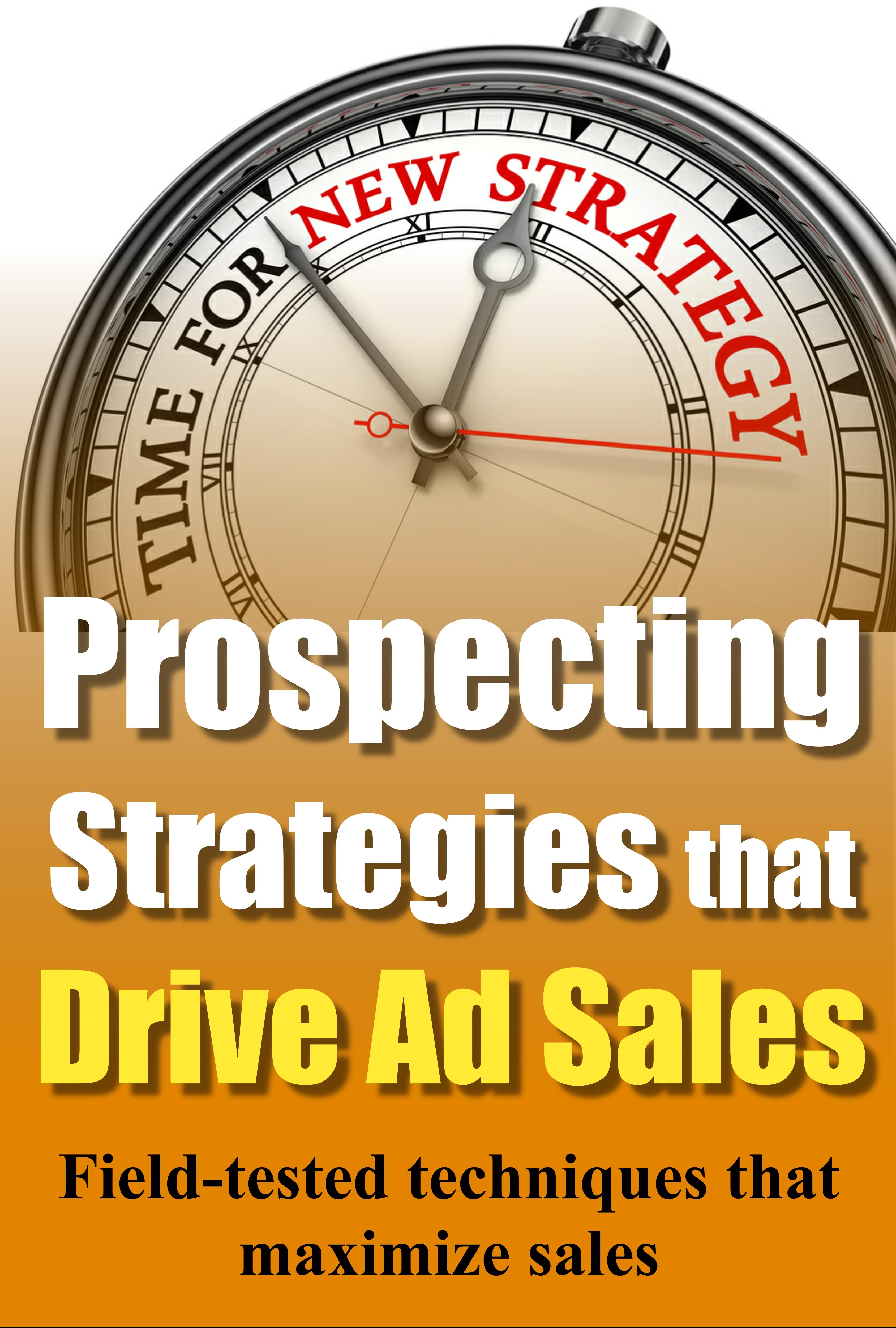 Ad Sales Prospecting Webinar